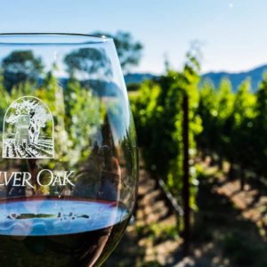 silver oak wine dinner at foxcroft wine co