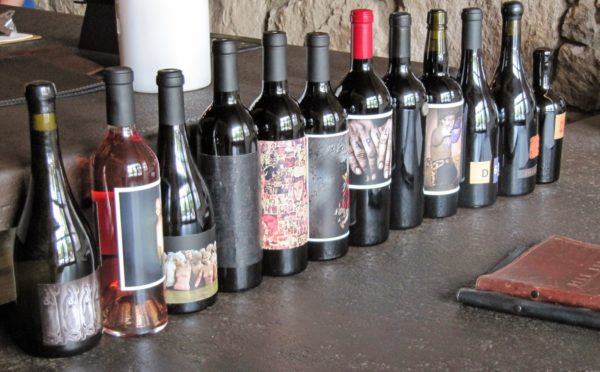 Orin Swift Wine Dinner at Foxcroft Wine Co