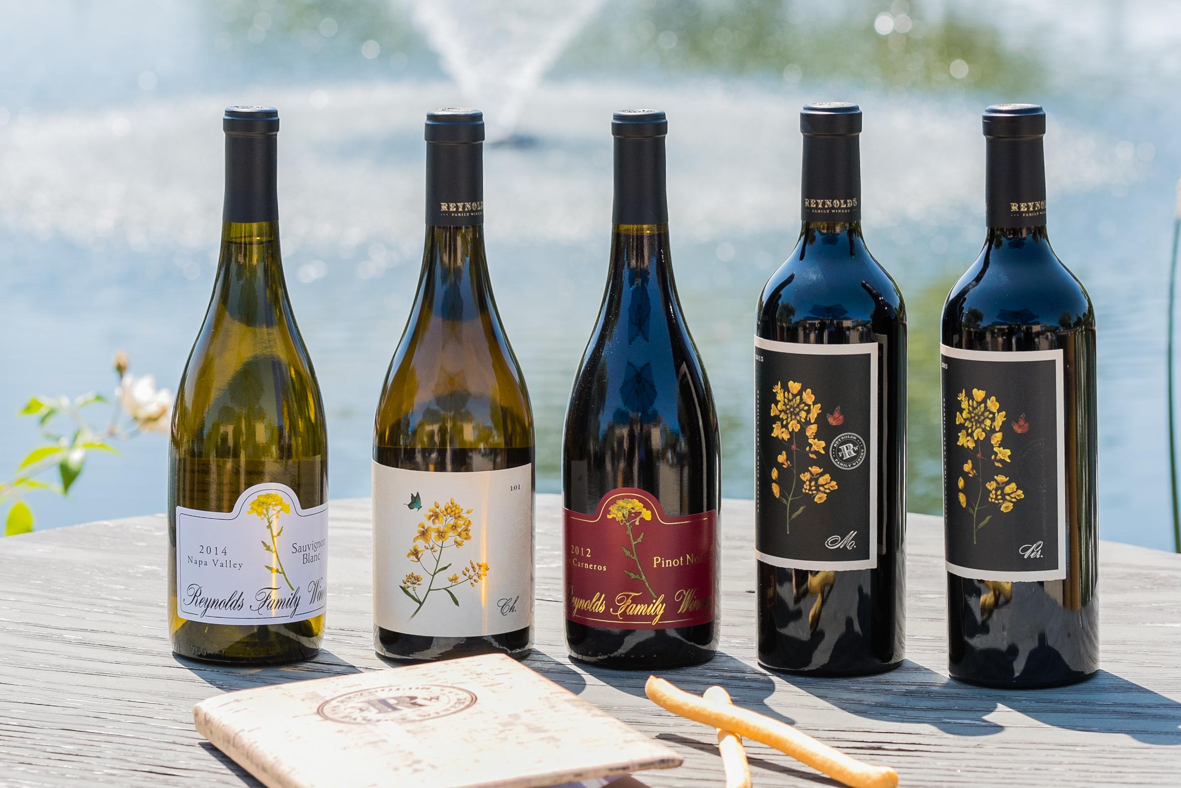 napa valley winemaker dinner foxcroft wine greenville events