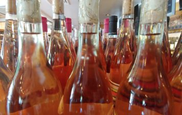 rose wine rose season